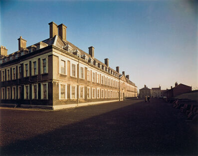 Evelyn Hofer, 'Royal Hospital, Kilmainham, Dublin', 1966