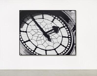 Bettina Pousttchi, 'Sydney Time', 2011