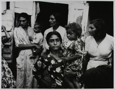 Xavier Miserachs, 'Montjuic, Barcelona', 1962