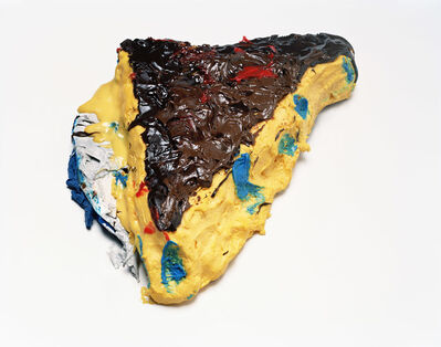 Sharon Core, 'Yellow Pie', 2019