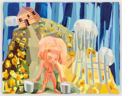 Judith Linhares, 'Milk', 1999