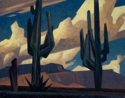 Ed Mell, 'Desert Kings'