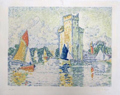 Jacques Villon, 'Le Port de la Rochelle', 1925