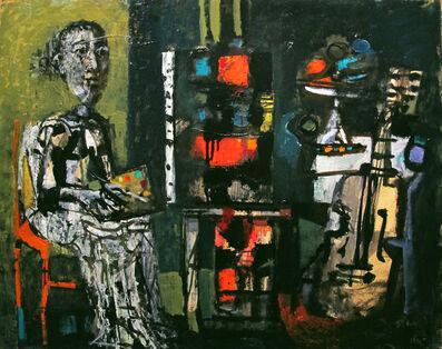 Antoni Clavé, 'Le Peintre', 1950