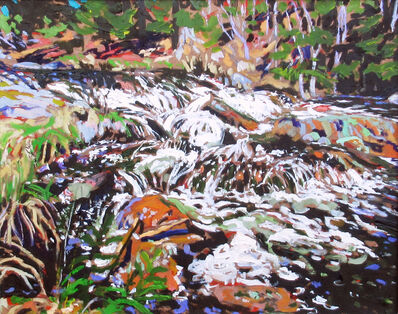 Glenn Hall, 'Backland Rapids', 2018