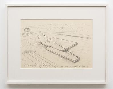Jiro Takamatsu, 'Compound', 1977