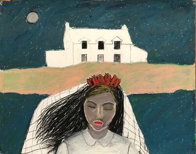 Suzy O'Mullane, 'Montbretia Bride', 2019