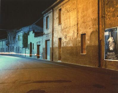 Luigi Ghirri, 'Guastalla (Serie: Paesaggio Italiano e Il profilo delle Nuvole)', 1988