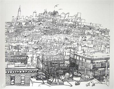 Josette Urso, 'Empire Sky', 2012