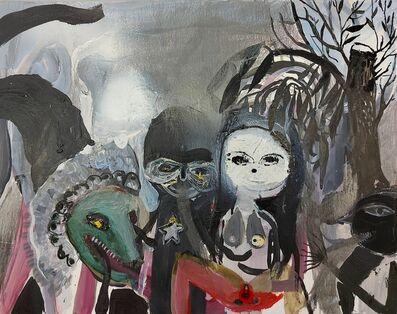 Silvia Argiolas, 'Cagna Serpento', 2015