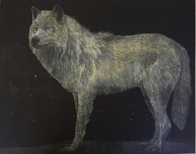 Julia Lucey, 'Welcome Back Wolf', 2016