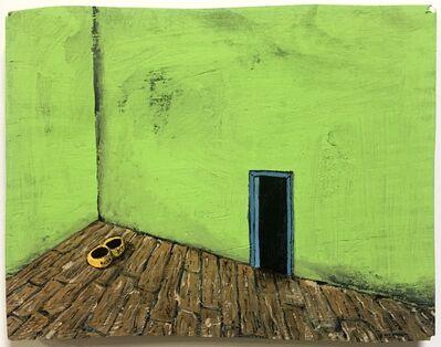 Jeff Gibbons, 'Bubba Boy's empty home', 2019