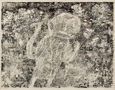 Jean Dubuffet, 'Le Braconnier', 1953