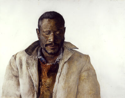 Andrew Wyeth, 'The Drifter', 1964