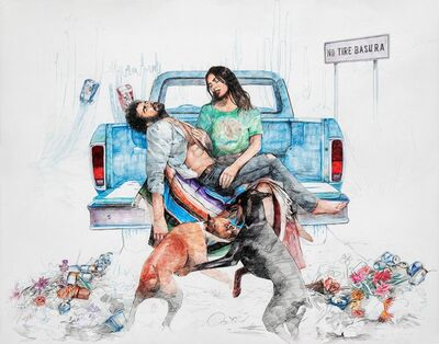 Tracy Stuckey, 'No Tire Basura', 2021