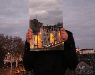 Maeva Bouchilaouene, 'Reflection', 2017