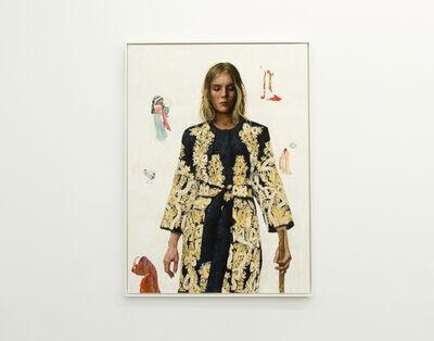 Iris van Dongen, 'Sans tête II', 2014