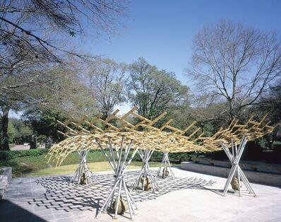Shigeru Ban, 'Bamboo Roof', 2002-2003