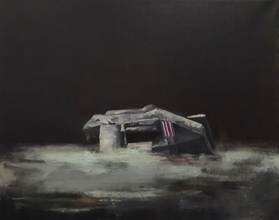 Sara Ghazi Asadollahi, 'Winter', 2017