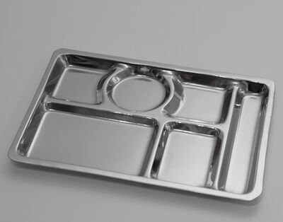 Amy Elkins, 'Prison Food Tray acquired from Ebay', 2009-2016
