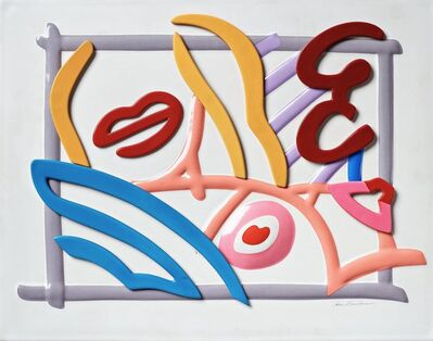 Tom Wesselmann, 'Bedroom Blonde', 1986-1987