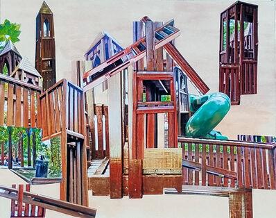 Arlene Solomon, 'Jenks Playground'