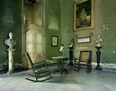 Michael Eastman, 'Mercedes Living Room', 1999-2002