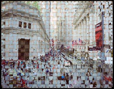 Park Seung Hoon, 'Wall Street, NY', 2014