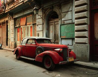 Robert Polidori, 'Vintage Car with Composite Parts', 1997