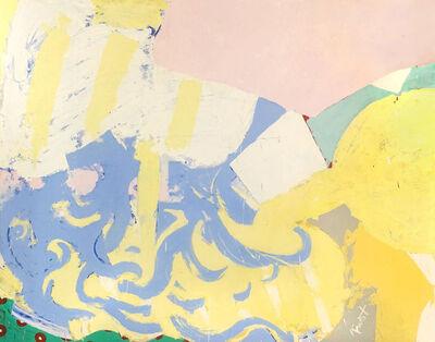 Knox Martin, 'Garden of Time ', 1976