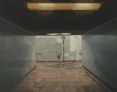 Reuben Colley, 'Subway City Series 1', 2019