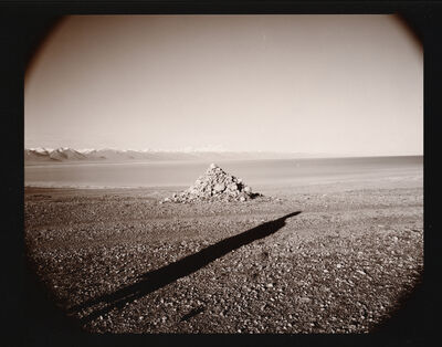 Linda Connor, 'Tibetan Shadow, Lake Namtso, Tibet', 1993