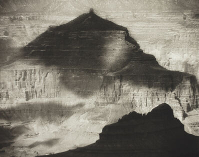 Alvin Langdon Coburn, ' The Great Temple, Grand Canyon', ca. 1911