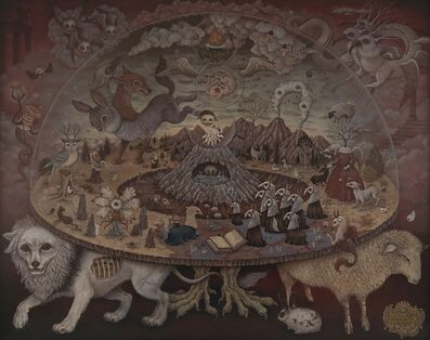 machumaYu, 'Genesis M - 2021', 2021