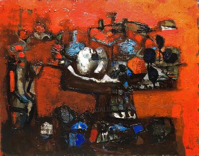 Antoni Clavé, 'Nature morte au compotier', 1965