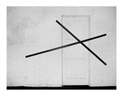 Steve Kahn, 'Hollywood Suites Bound Door 9', 1976/2016