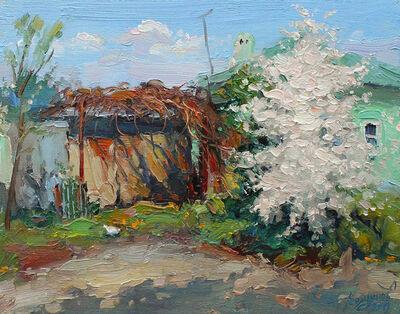 Yuriy Demiyanov, 'En blanc', 2019