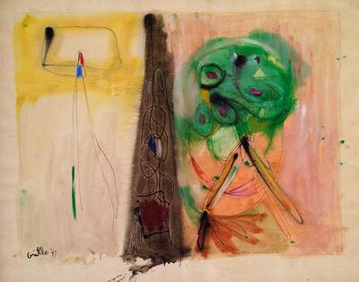 John Grillo, 'Untitled', 1947