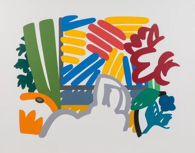 Tom Wesselmann, 'Still Life with Matisse and Johns', 1993