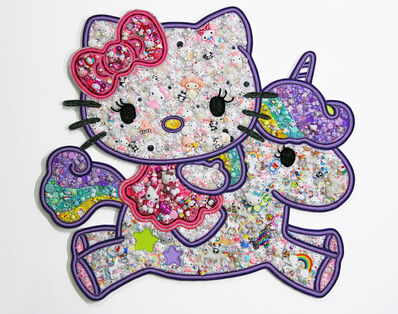 Christybomb, 'Hello Kitty Confection', 2019
