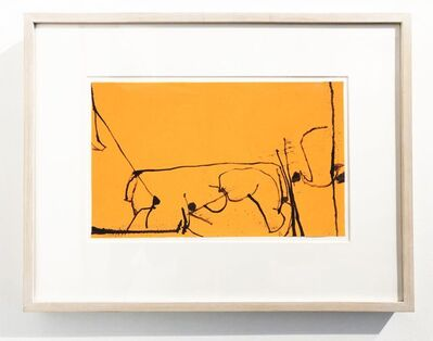 Richard Diebenkorn, 'Untitled (Albuquerque)', 1952