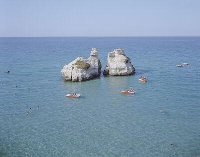 Massimo Vitali, '#4525 Le Due Sorelle Paddle Boats', 2011