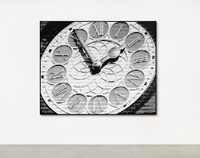 Bettina Pousttchi, 'Berlin Time', 2012