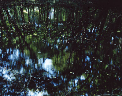 Risaku Suzuki, '14, WM-79 (1); from the series 'Water Mirror'', 2014