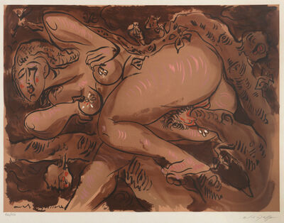 André Masson, 'Untitled (from the cycle Sexualité Mytologique / Mythological Sexuality)', 1896-1987