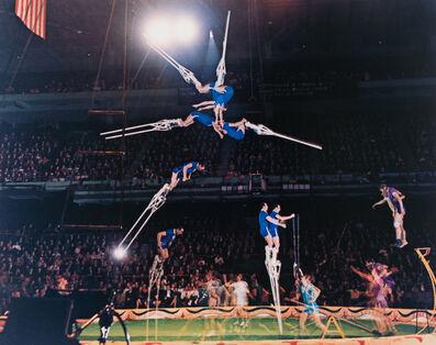 Dr. Harold Eugene Edgerton, 'Moscow Circus', 1963