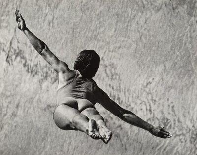 Lev Borodulin, 'Diver', 1960