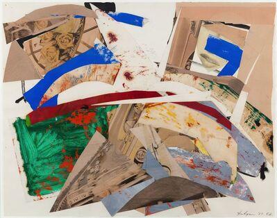 Grace Hartigan, 'Study for Montauk Highway', 1957
