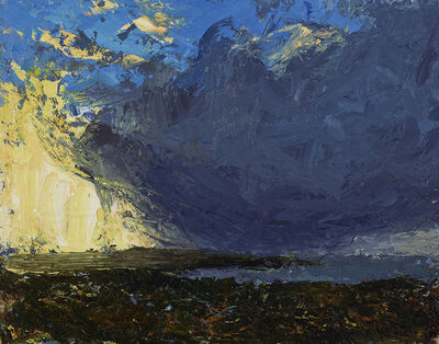 Allan Macdonald, 'Stage Left, Mangersta', ca. 2019
