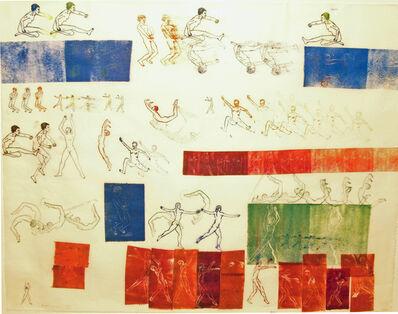 Nancy Spero, 'Parade III', 2001